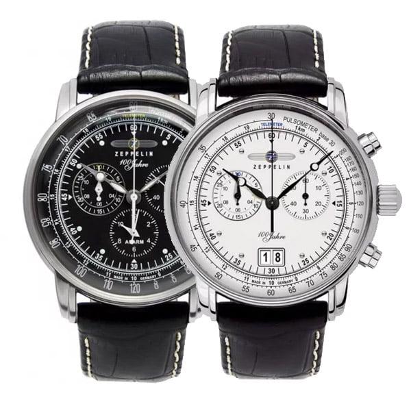 Pánské hodinky Zeppelin s odkazem na letectví