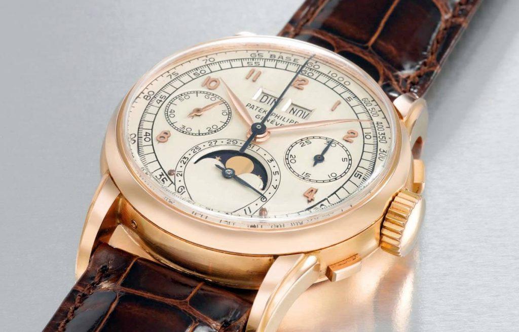 Nejlevnější kousek mezi nejdražšími hodinkami na světě - Hodinky Patek Philippe z růžového zlata