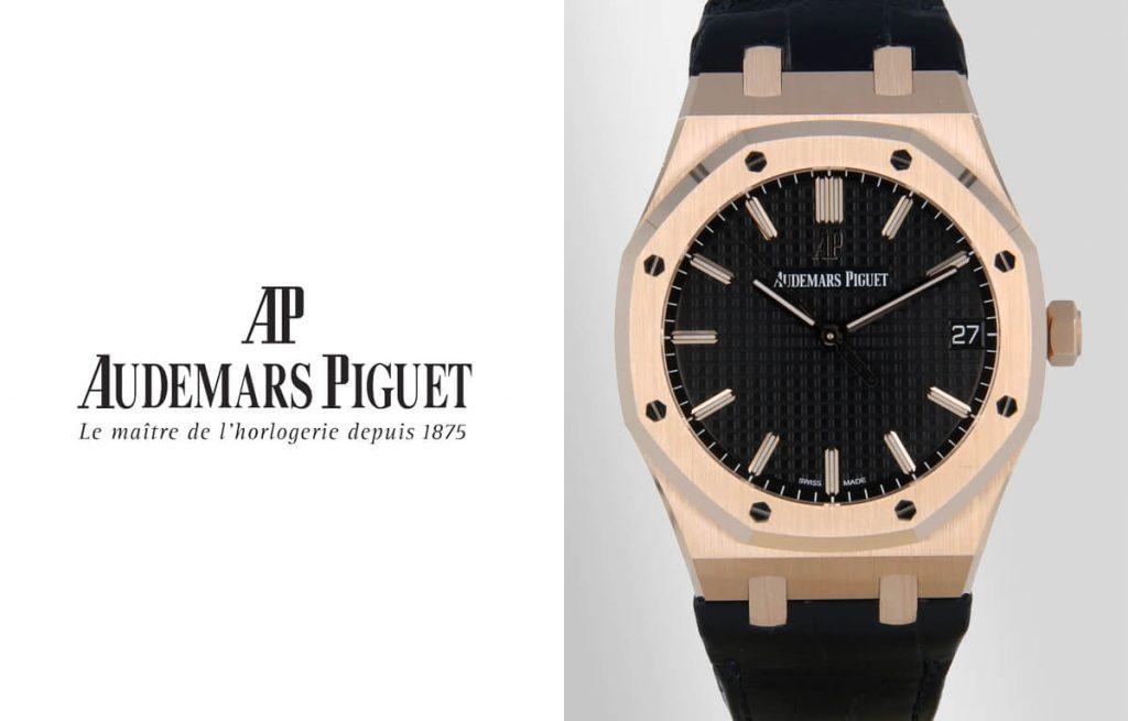 """Luxusní značka Audemars Piguet je součástí tzv. """"Holy Trinity"""""""