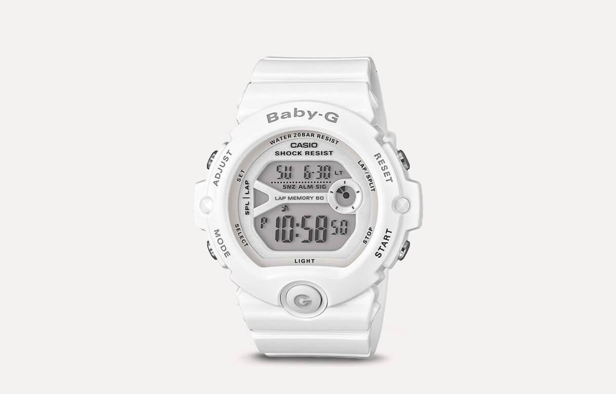 Levné sportovní hodinky Casio Baby G