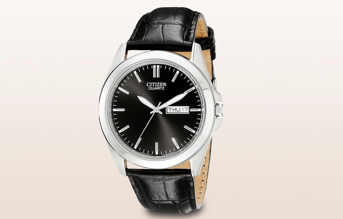 Levné elegantní hodinky - značka Citizen