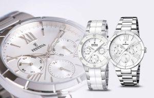 Podívali jsme se na známé kolekce dámských hodinek Festina
