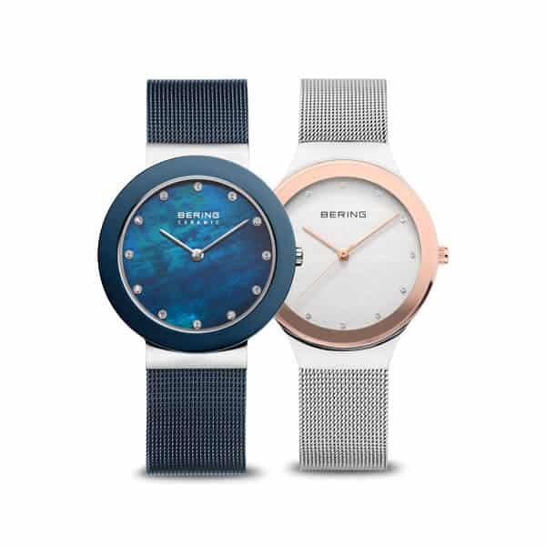 Čisté a jemné - takové jsou minimalistické dámské hodinky Bering
