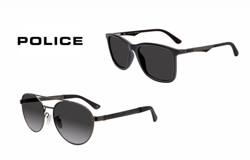 Značka Police začínala prodejem slunečních brýlí
