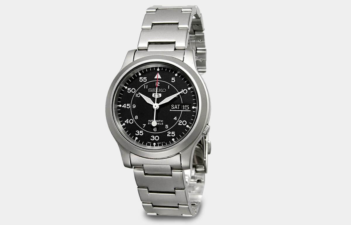 Levné japonské hodinky - značka Seiko