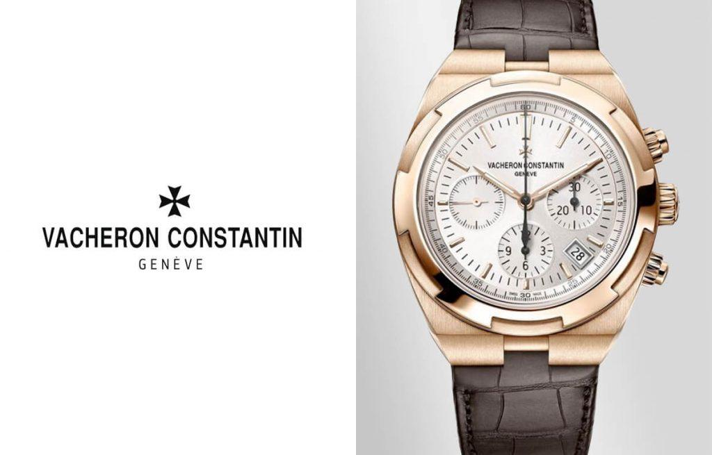 Značka Vacheron Constantin je nejstarším hodinářským domem na světě