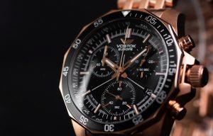 Nejznámější edice pánských hodinek Vostok Europe