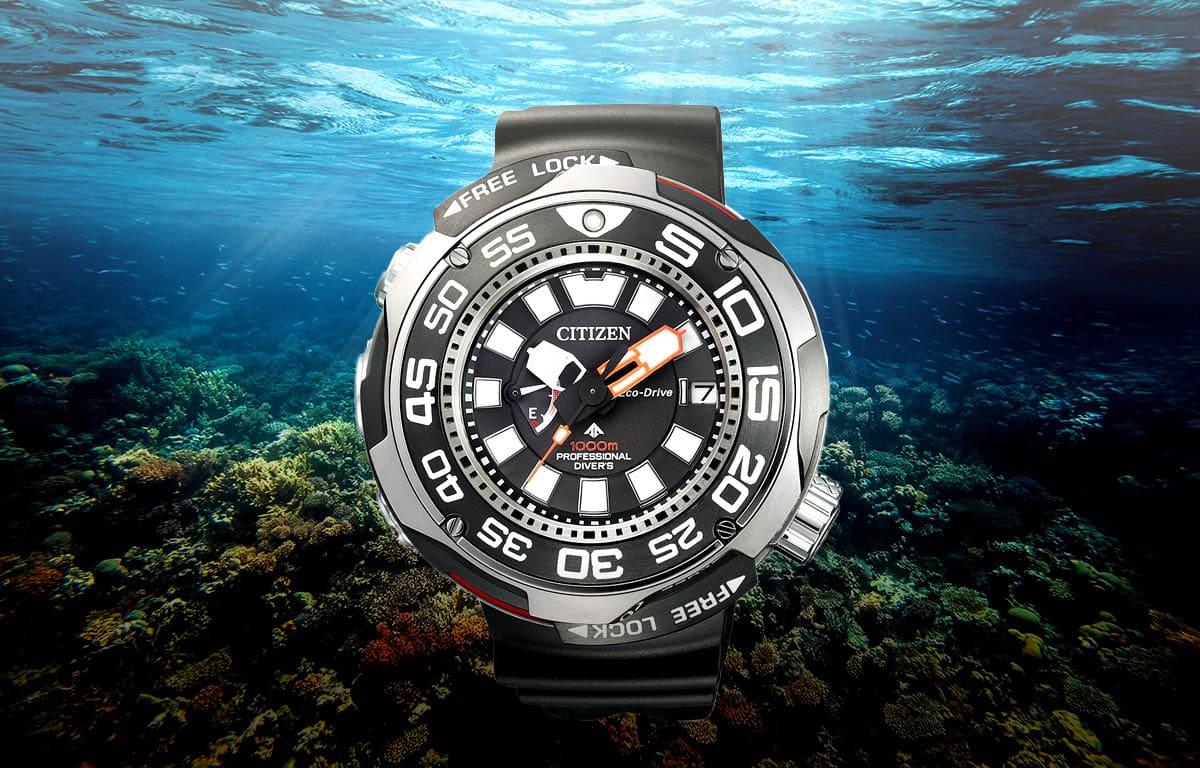 Profesionální potápěčské hodinky Citizen BN7020-09E