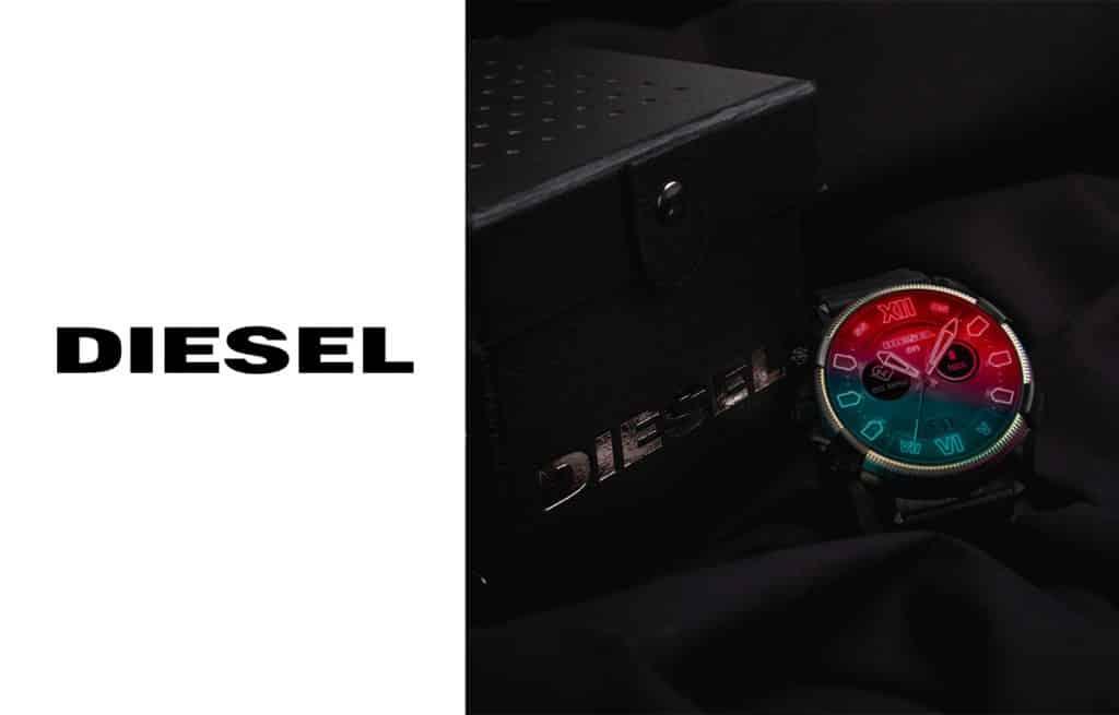 Značka Diesel je součástí Fossil Group