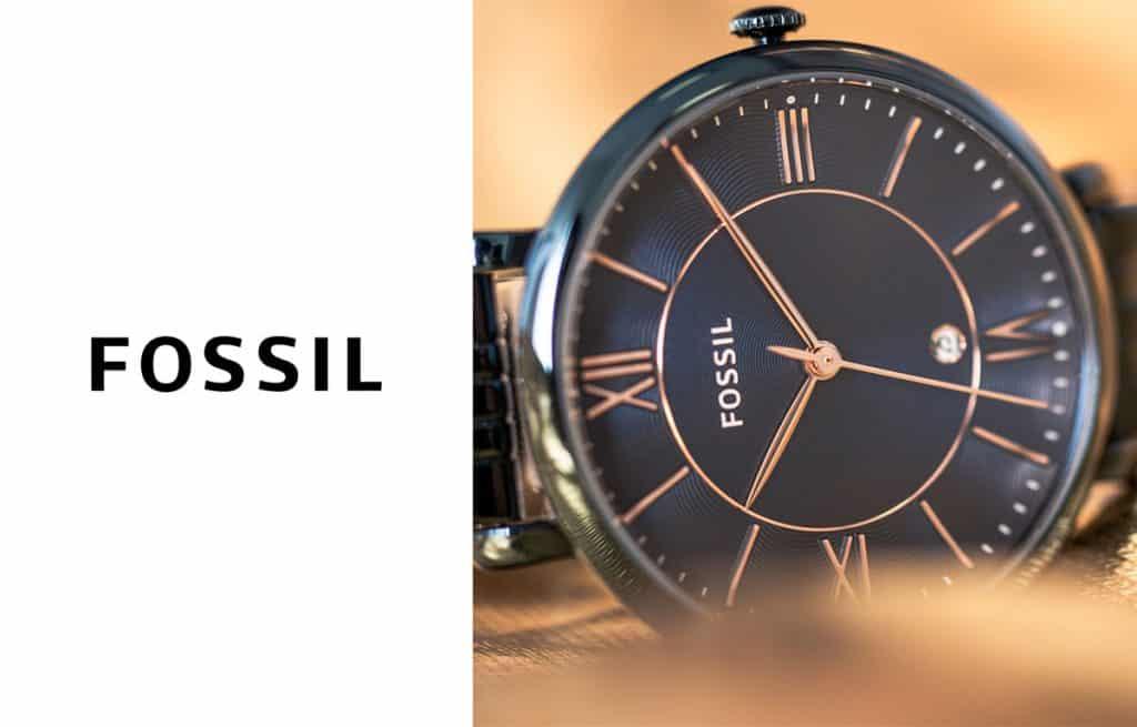 Fossil Group vyrábí hodinky nejen pod značkou Fossil, ale i pro jiné módní značky