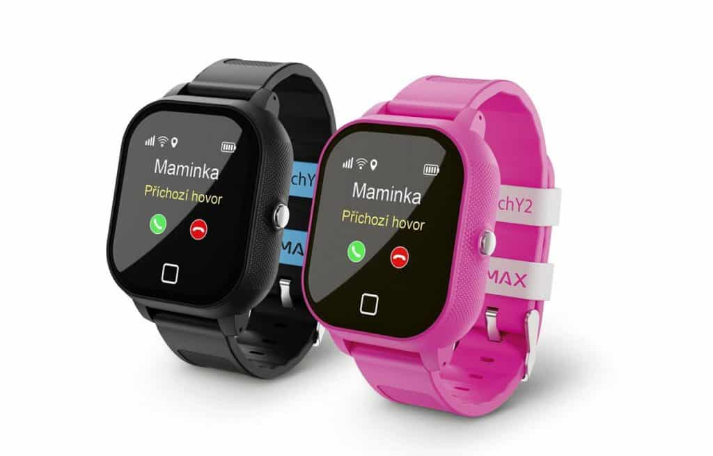 Dětské smart hodinky Lamax WatchY2