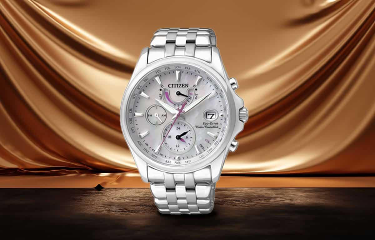Luxusní dámské hodinky Citizen
