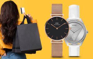 Vybrali jsme mimořádně levné hodinky pro dámy