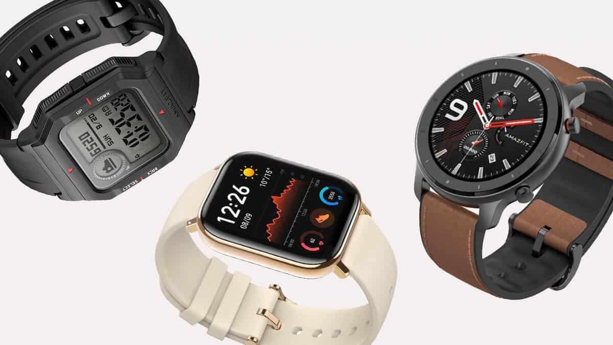 Kvalitu za rozumnou cenu nabízejí levné smart hodinky značky Amazfit