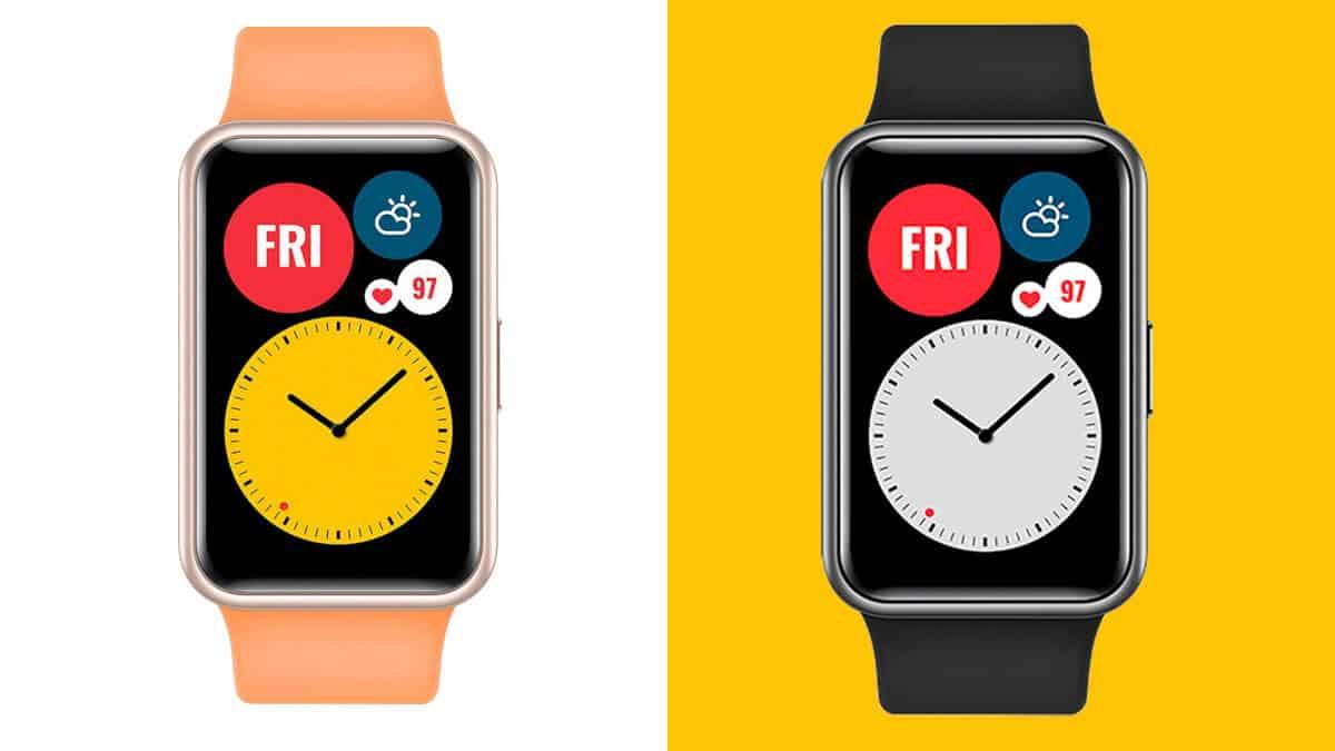 Inteligentní hodinky Huawei Watch Fit jsou skvělým kouskem pro start do světa smart hodinek