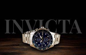 Kultovní hodinky Invicta pro všechny hodinkové nadšence