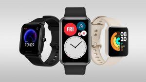 Levné smart hodinky lze nalézt v nabídce známých výrobc