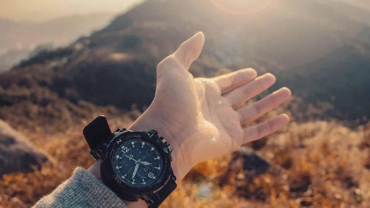 Značka Casio se zaměřuje také na výrobu odolných outdoor hodinek