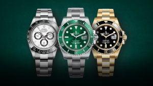 Legendární hodinky Rolex