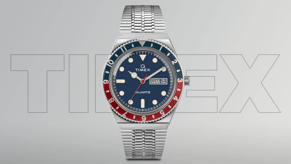 Levné pánské hodinky Timex