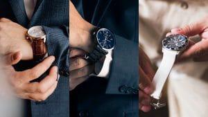 Znáte všechny druhy řemínků na hodinky?